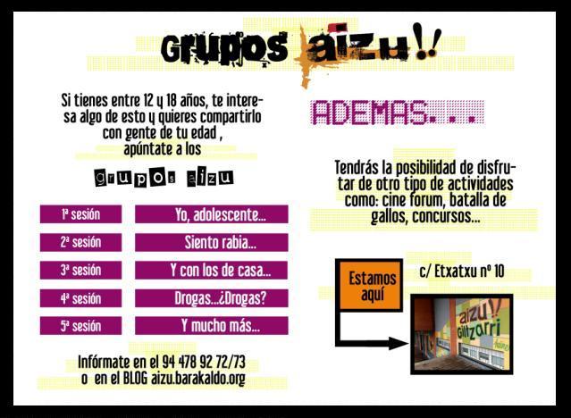 folleto interior castellano marco negro