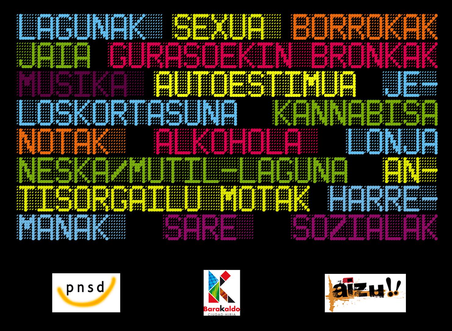 folleto portada euskera